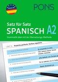 PONS Satz für Satz Spanisch A2