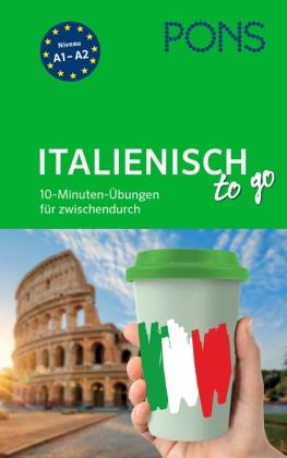 PONS Italienisch-Übungen to go