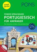 PONS Power-Sprachkurs Portugiesisch für Anfänger, m. 2 Audio-CDs