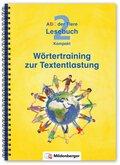 ABC der Tiere, Neubearbeitung 2016: 2. Schuljahr, Lesebuch Kompakt · Wörtertraining zur Textentlastung
