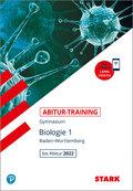 Abitur-Training Biologie Baden-Württemberg - Bd.1