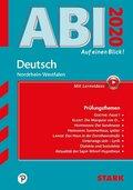 Abi - auf einen Blick! Deutsch Nordrhein-Westfalen 2020