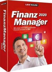 Lexware FinanzManager 2020, 1 CD-ROM
