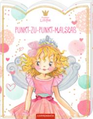 Prinzessin Lillifee - Punkt-zu-Punkt-Malspaß