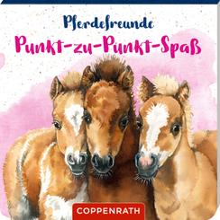 Pferdefreunde: Punkt-zu-Punkt-Spaß; Volume 1 A