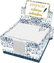 Zettelkästchen - Einfach schöner schreiben!