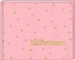 Babyalbum - Willkommen, Rosa