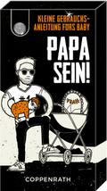Fächerbuch - Papa sein!