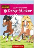 Mein kleiner Ponyhof: Wunderschöne Pony-Sticker