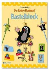 """Bastelblock """"Der kleine Maulwurf"""""""