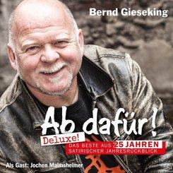 Ab dafür! Deluxe!, 2 Audio-CDs