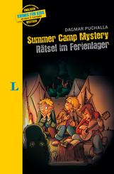 Langenscheidt Krimis für Kids - Summer Camp Mystery - Rätsel im Ferienlager
