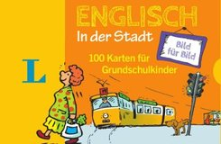 Langenscheidt Englisch Bild für Bild in der Stadt - für Sprachanfänger