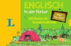 Langenscheidt Englisch Bild für Bild in der Natur - für Sprachanfänger