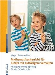 Mathematikunterricht für Kinder mit auffälligem Verhalten