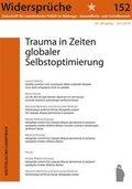 Trauma in Zeiten globaler Selbstoptimierung