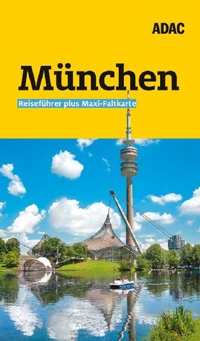 ADAC Reiseführer plus München