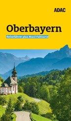 ADAC Reiseführer plus Oberbayern