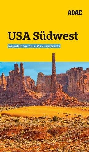 ADAC Reiseführer plus USA Südwest