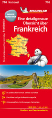 Michelin Karte Eine detailgenaue Übersicht über Frankreich (800K)
