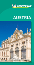 Michelin The Green Guide Austria
