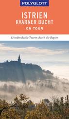 POLYGLOTT on tour Reiseführer Istrien/Kvarner Bucht