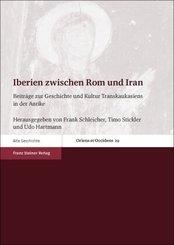 Iberien zwischen Rom und Iran