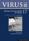 Beiträge zur Sozialgeschichte der Medizin - Bd.1