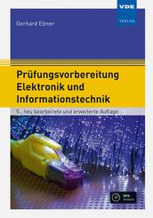 Prüfungsvorbereitung Elektronik und Informationstechnik, m. DVD-ROM