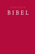 Zürcher Bibel - Traubibel Leinen rubinrot
