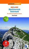 Bike & hike Oberösterreich Steiermark, m. 60 Karten