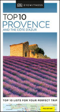 DK Eyewitness Top 10 Provence and the Côte d'Azur