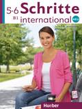 Schritte international Neu - Deutsch als Fremdsprache: Arbeitsbuch, m. Audio-CDs; .5+6