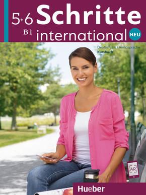 Schritte international Neu - Deutsch als Fremdsprache: Kursbuch; .5+6