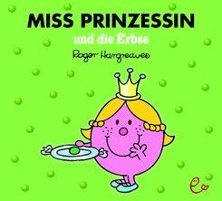 Miss Prinzessin und die Erbse (5 Expl.)