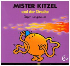 Mister Kitzel und der Drache (5 Expl.)