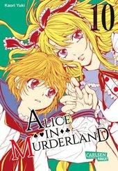 Alice in Murderland - Bd.10