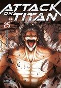 Attack on Titan - Bd.25