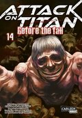 Attack on Titan - Before the Fall - Bd.14