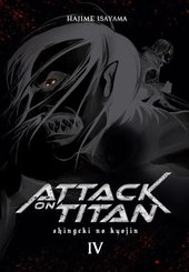 Attack on Titan Deluxe - Bd.4