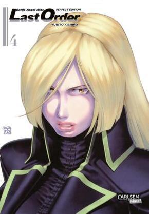 Battle Angel Alita - Last Order - Perfect Edition - Bd.4