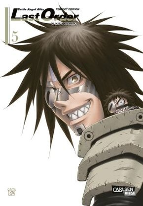 Battle Angel Alita - Last Order - Perfect Edition - Bd.5