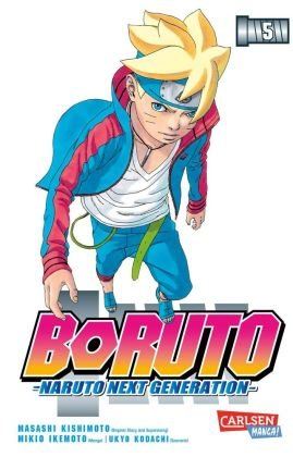 Boruto - Naruto the next Generation - Bd.5