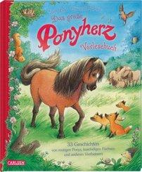 Das große Ponyherz-Vorlesebuch