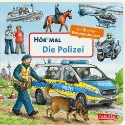 Hör mal - Die Polizei, m. Soundeffekten