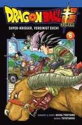 Dragon Ball Super - Super-Krieger vereinigt Euch!