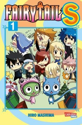 Fairy Tail S - Bd.1