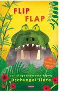 Flip Flap Dschungel-Tiere