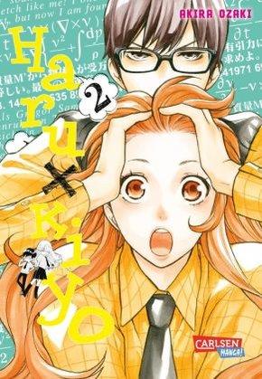 Haru x Kiyo - Bd.2