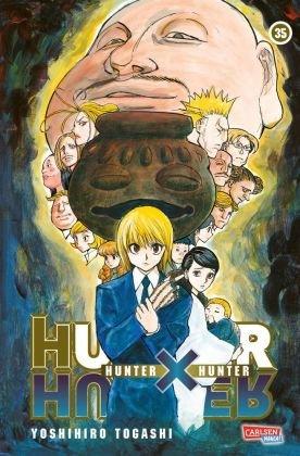 Hunter X Hunter - Bd.35
